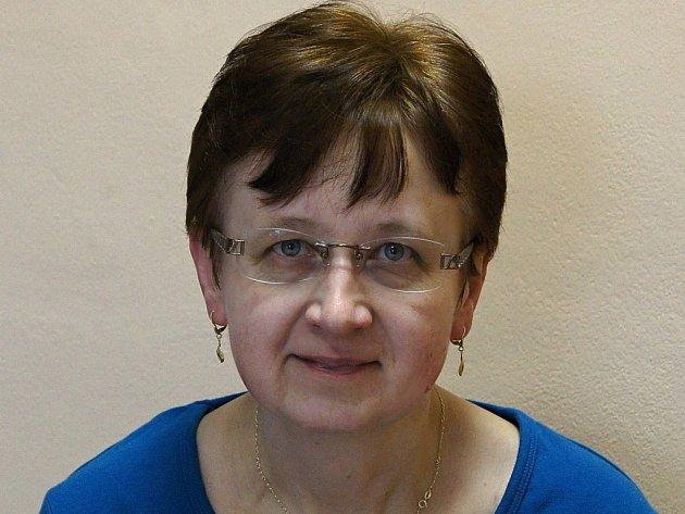Marie Krajíčková.