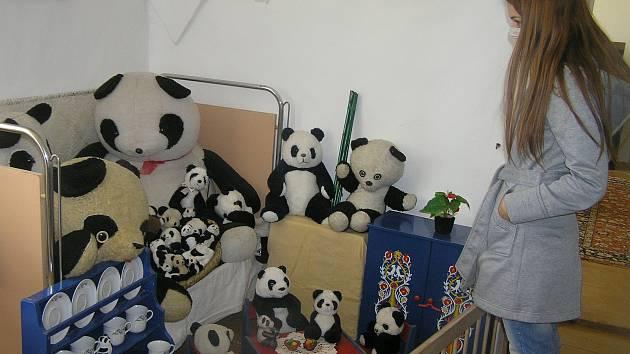 Po koronavirové pauze se otevřely o víkendu i brány hradů, zámků a další turistické cíle. Muzeum medvídků Ledeč.