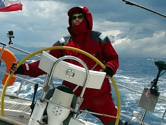 Mořeplavec Tomáš Kůdela bude o svém cestování povídat ve čtvrtek 21. září od 17 hodin v jihlavské městské knihovně.