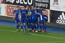 Fotbalisté Vysočiny vyhráli druhé utkání v řadě. Ilustrační foto.