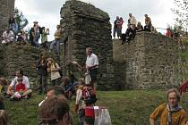 Na hradě Orlík u Humpolce jsou na sobotu pro návštěvníky připraveny tři noční prohlídky.  Lákavá bude hlavně expozice Čórtův hrad, která nabízí i setkání s Luciferem.