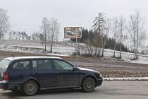 V Rantířově by mohlo vzniknout nové sídliště, bylo by to na místě současného pole naproti restaurace U Golema.