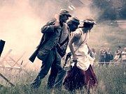 Americká občanská válka v obci Železné.