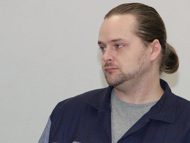 Milan Trávník si odpykává sedmiletý trest. A dalších pět let dostal ve středu u soudu v Jihlavě.