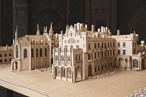 V loňském ročníku stavěli studenti z jihlavské školy Hrad v Lipnici nad Sázavou. Vítězství ovšem brala Střední průmyslová škola ze Zlína za sestavení zámku v Lednici.