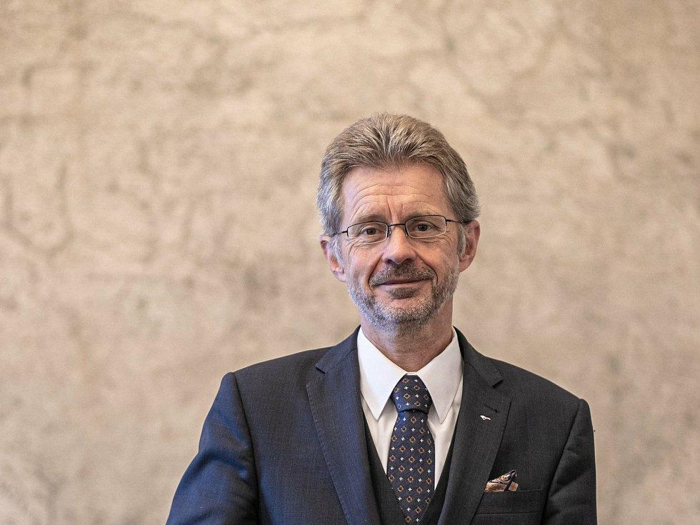 Miloš Vystrčil, ODS + STO.