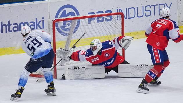 Hokejová Chance liga bude mít v příští sezoně grády. Padat budou čtyři nejhorší, pátý od konce si zahraje baráž.