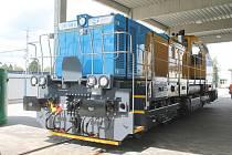 Čtyři až pět  lokomotiv může díky nové hale každý měsíc vzniknout v krajském městě Vysočiny.