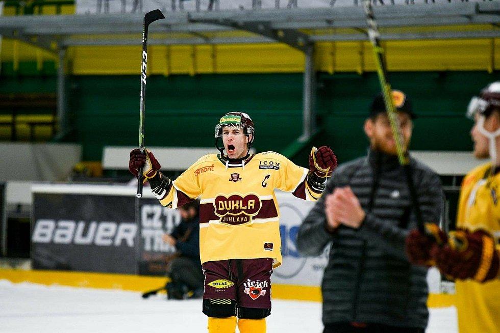 Jihlavští hokejisté slaví postup do finále Chance ligy!