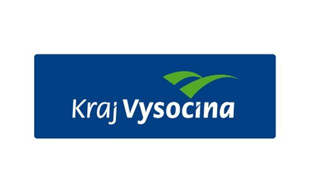 Logo Kraje Vysočina.