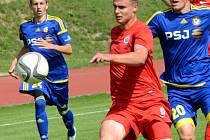 Druhý zápas, opět penalty. I ve druhém utkání nové sezony I. ligy dorostu U19 musela o vítězi rozhodovat dovednostní soutěž. Na penalty ale tentokrát vyhrálo Slovácko.