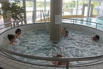 Ve Vodním ráji se už opět mohou koupat lidé, zatím ale musí dodržovat jistá nařízení.