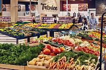 Čerstvá a svěží, taková by měla být nabídka v hypermarketu Albert, který se v poslední červencový den opět otevře.