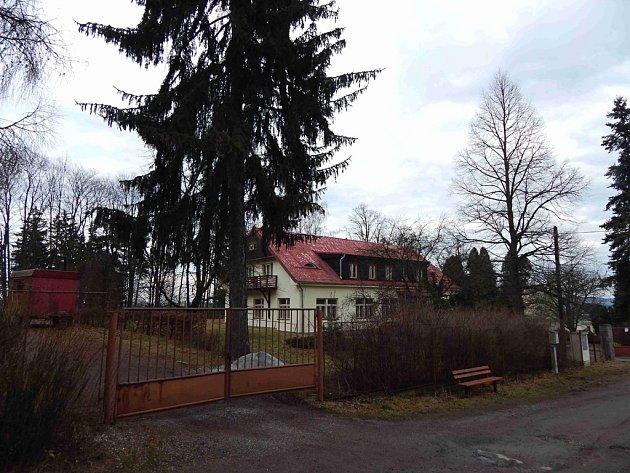 Na tomto místě zřejmě bude jediný hospic v Kraji Vysočina stát.