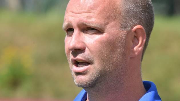 Kamil Průša je rád, že jeho tým zvládl závěr podzimu a odpoutal se ze sestupových příček.