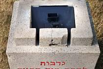 Lupiči se neúspěšně pokusili vykrást kasičku na židovském hřbitově v Třebíči.
