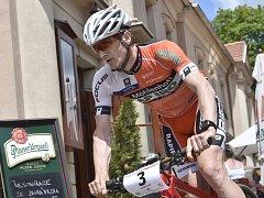 Nejúspěšnějším účastníkem jihlavské 24 MTB je plzeňský biker Tomáš Kozák.