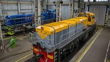 I přes koronavirovou pandemii CZ Loko dodává vozy zahraničním zákazníkům.