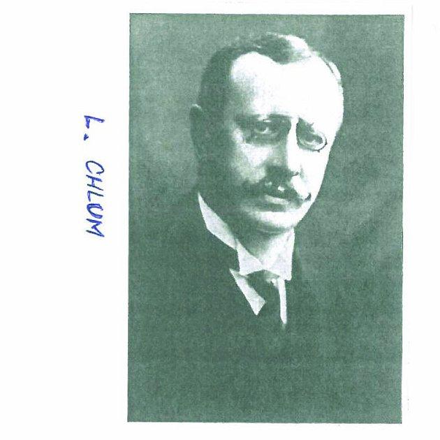 Do čela dění ve městě se 28.října za Čechy dostal Ludvík Chlum.