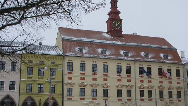 Jihlavská radnice