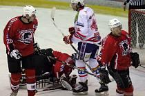 Třebíčští hokejisté udolali na domácím ledě Havířov 3:2., když o výhře rozhodl v poslední třetině Dolníček. Výhru si do tabulky připsali jihlavská Dukla  a havlíčkobrodští Rebelové.