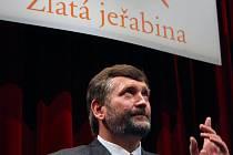 Slavnostní vyhlášení soutěže Zlatá jeřabina.