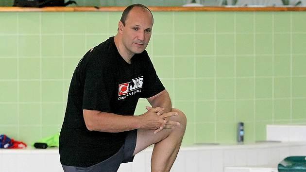Petr Ryška už plavce netrénuje. Nechal si jen post předsedy Českého svazu plaveckých sportů.