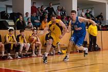 Basketbalisté BC Vysočina zahájí první ligu se zpožděním.