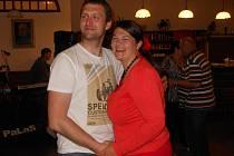 Na tomto snímku je Tereza Tišlová se svým manželem Martinem Tišlem.