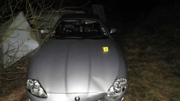 Škoda způsobená při nehodě byla předběžně vyčíslena na 70 000 korun.