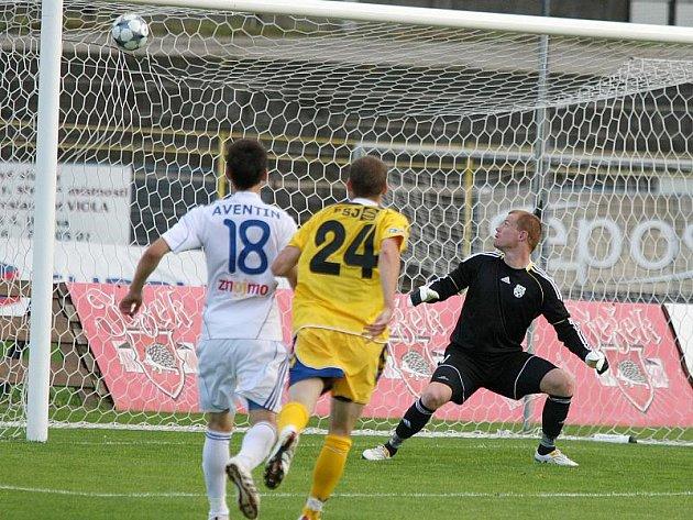 Mnoho radosti, gólové ani herní, neprožívá na jaře záložník Vysočiny Petr Dolejš. Sám přiznává, že do podzimní formy má na jaře ještě daleko.