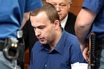 Odškodné žádali za pokus o vraždu příbuzné dva muži v případu Petra Zelenky (na snímku). Soud ale včera rozhodl vjejich neprospěch.