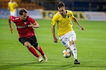 Na podzim Vysočina zdolala MFK Chrudim na svém stadionu 4:2.