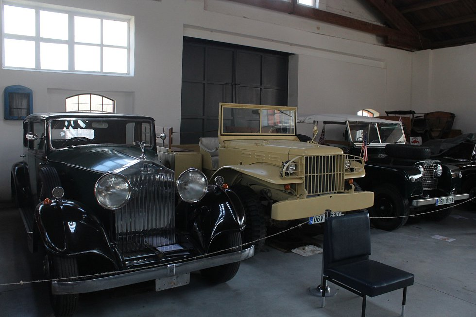 Muzeum techniky v Telči.