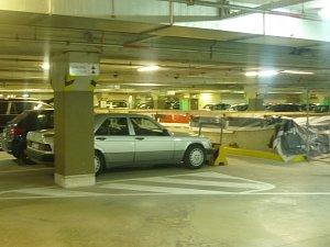 Zaparkovat v City Parku bude nově jednodušší