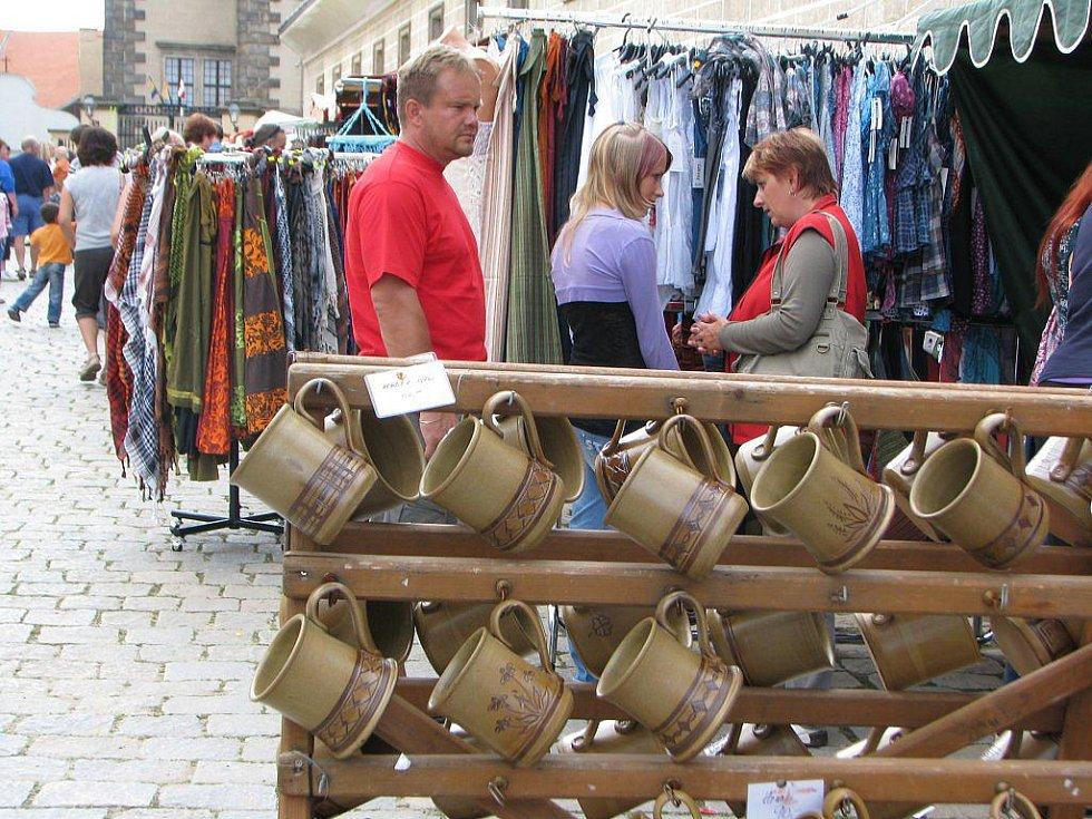 Renesanční Telč žije opět po roce hudbou. Ve městě odstartoval hudební festival Prázdniny v Telči.
