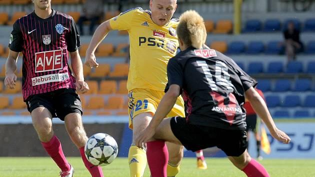 Stejně jako vloni prověří během letní přípravy formu jihlavských fotbalistů také hráči druholigového FC Graffin Vlašim.