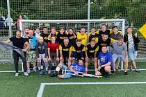 Výběr Abus Gastro ovládl Ligový pohár v malé kopané.