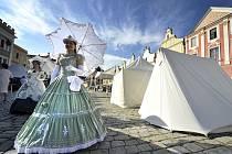 V Telči se budou konat opět po roce historické slavnosti Zachariáše z Hradce a Kateřiny z Valdštejna.