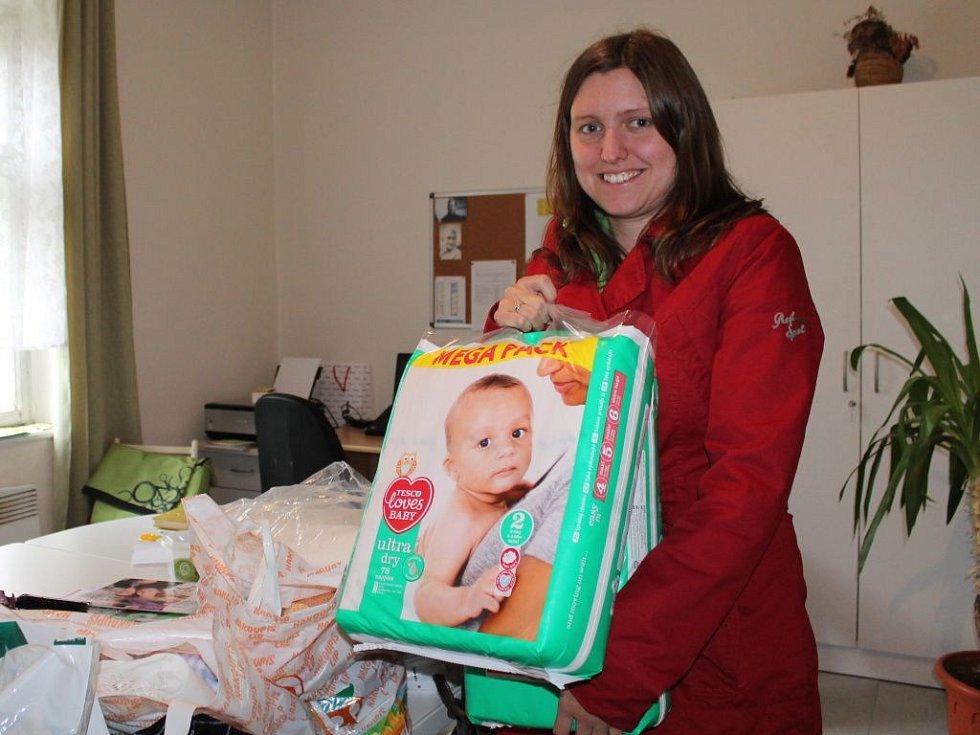 Michaela Čeřovská z Telče jede pomoci uprchlíkům.