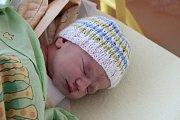 Tadeáš Bláha, Brtnice, 24. listopadu 2017, 46 cm, 2 850 g