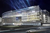 Obchodní a zábavní centrum v ruském Nižném Novgorodu se bude jmenovat Něbo.