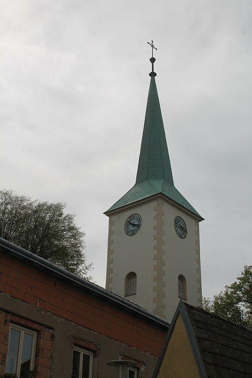 Kostel svaté Kateřiny Sienské v centru města.