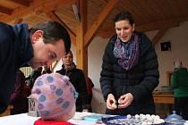 Festival Restaurant Day se v Jihlavě konal na tržnici.