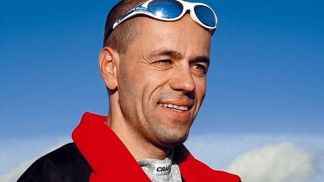 Radek Jaroš začal s lezením na osmistovkách ve Žďárských vrších. Odmalička toužil stát se horolezcem.