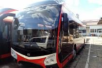 Trolejbus v Jihlavě, ilustrační foto