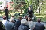 Osob z řad veřejnosti přišlo na vzpomínkové setkání více než loni.