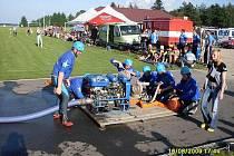 Výrazným úspěchem dobrovolných hasičů z Urbanova je letošní vítězství v hasičské soutěži týmů z Jihlavska s názvem Openliga.