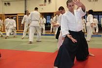 Bojovníci aikido se sešli v Jihlavě.