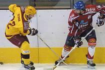 Jihlavským juniorům se v úvodních kolech hokejové extraligy nedařilo. Tým kouče Karla Dvořáka dvakrát prohrál.